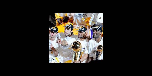 NBA: Une vengeance consommée
