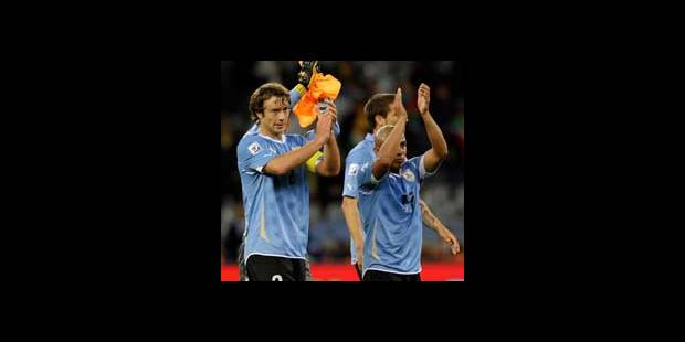 Deux joueurs de l'Uruguay cambriolés, butin: 12.000 dollars