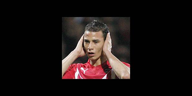 Marouane Chamakh signe à Arsenal - La DH