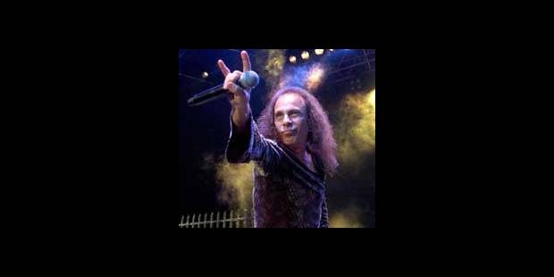 Décès de Ronnie James Dio