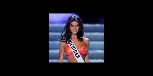 Miss USA déjà critiquée