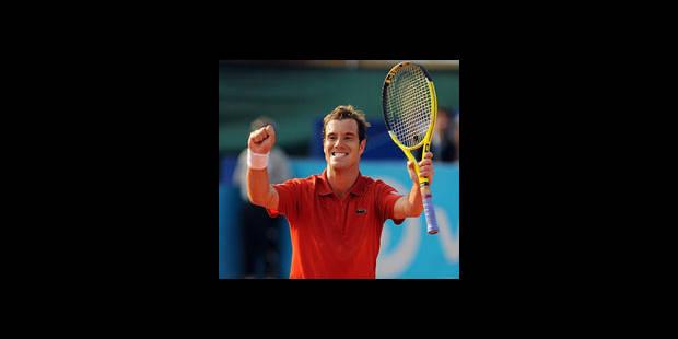 ATP Nice - Finale: Gasquet bat Verdasco en trois sets - La DH