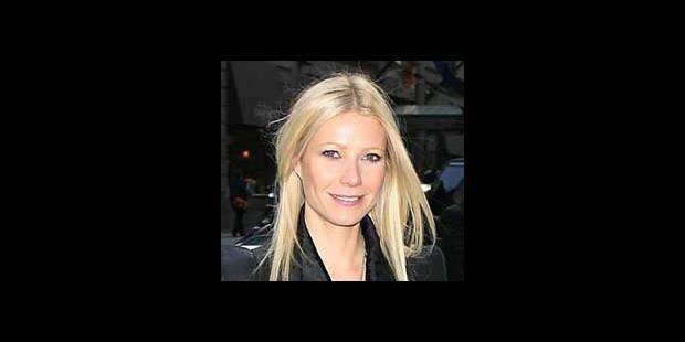 Gwyneth Paltrow fait une pause