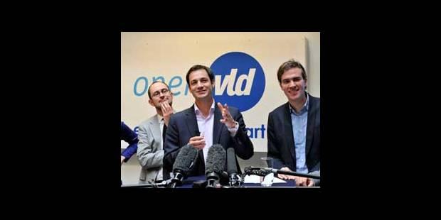 L'Open Vld veut réduire les salaires des ministres de 5 pc - La DH
