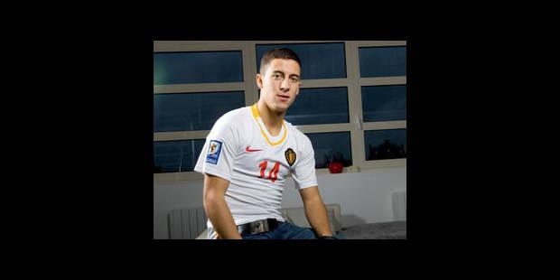 """Hazard: """"Je rêve du Ballon d'Or mais j'en suis encore loin"""" - La DH"""
