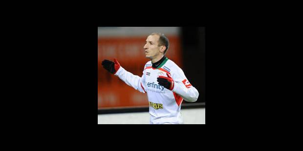 Franck Berrier au Standard