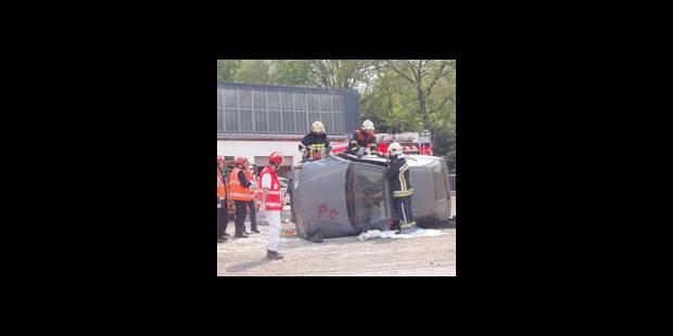7.812 interventions des pompiers en 2009