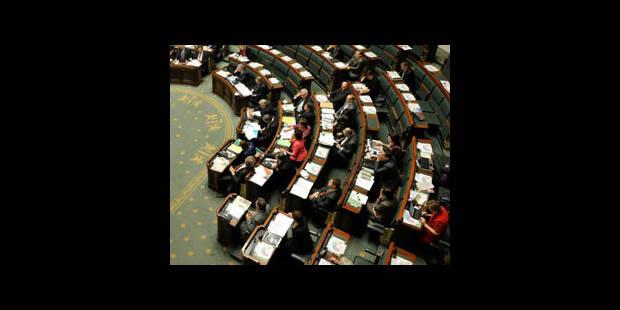 La Chambre entame l'examen de son ordre du jour sans BHV