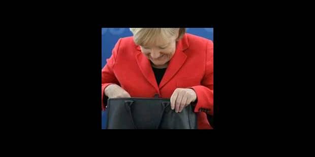 57% des Allemands hostiles à une aide financière à la Grèce - La DH