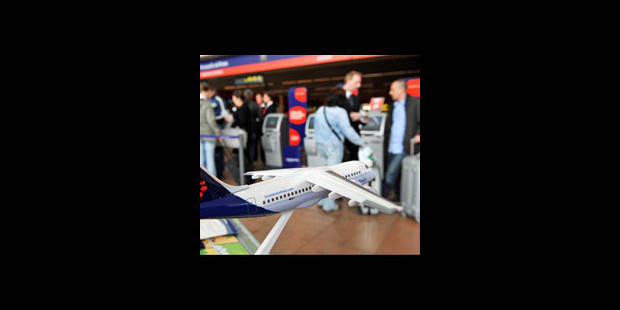Brussels Airport attend environ 60.000 passagers - La DH