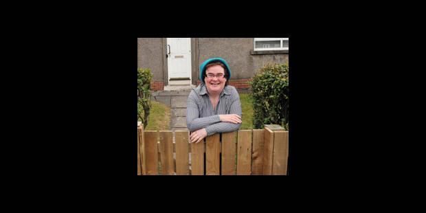 Susan Boyle mise au repos - La DH