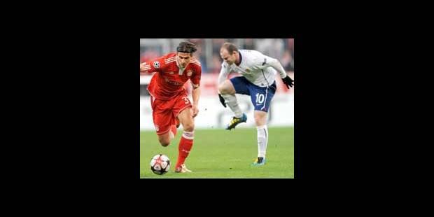 Rooney : jusqu'à quatre semaines d'absence - La DH