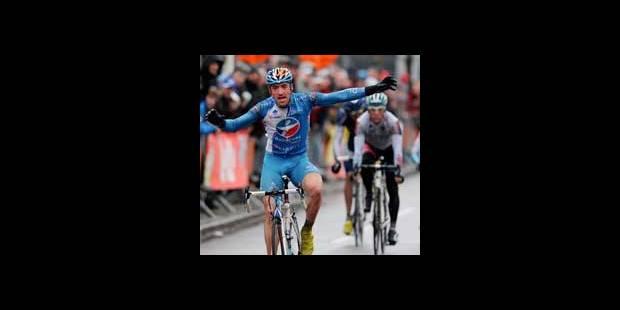 Trois jours de La Panne - 2e étape : victoire de Turgot, Paolini leader