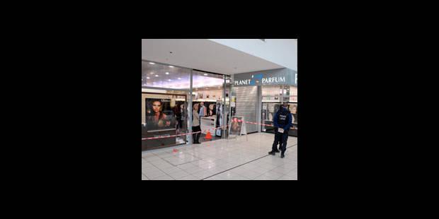 Braquage au Cora à Liège-Rocourt: 4 suspects en centre fermé - La DH