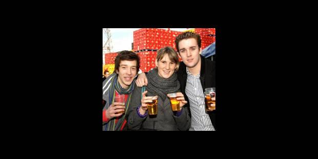 1 jeune sur 10 consomme plus de 7 verres d'alcool par semaine - La DH