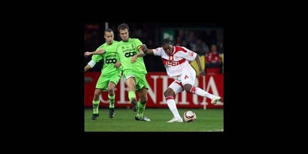 Mbokani délivre le Standard dans les dernières minutes - La DH