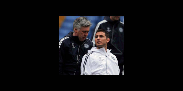 Ancelotti: ?Mon futur est à Chelsea? - La DH