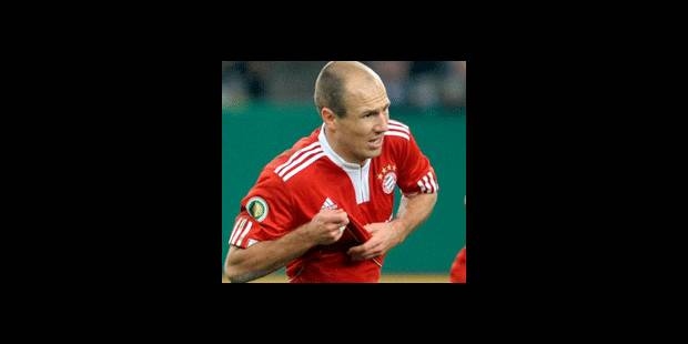 Bayern: Van Gaal ne prendra pas de risque avec Robben - La DH