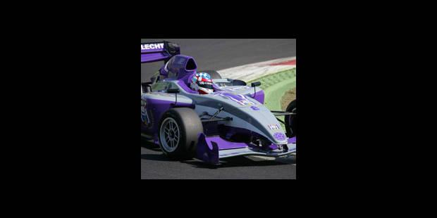 Superleague Formula: Davide Rigon, pilote mauve ! - La DH
