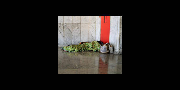 Toufik, SDF, mort en gare - La DH