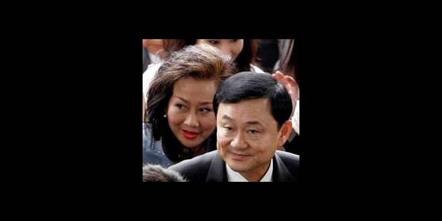 Thaksin Shinawatra est monténégrin