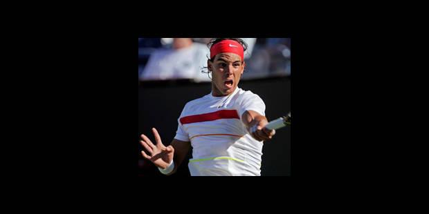 Nadal en quart de finale, Djokovic non