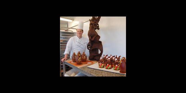 Les ambassadeurs du chocolat belge