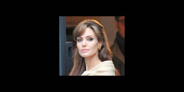 Angelina Jolie et Mick Jagger ?