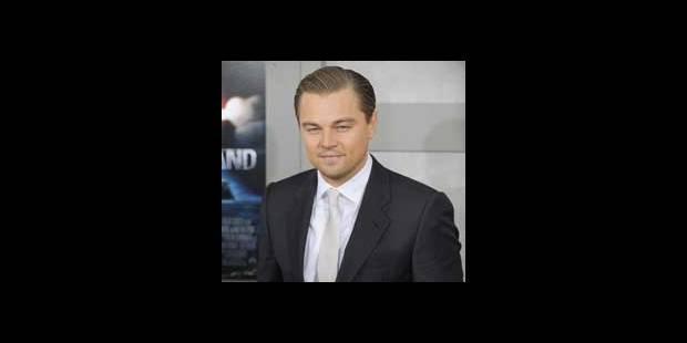 DiCaprio,  tout en galanterie