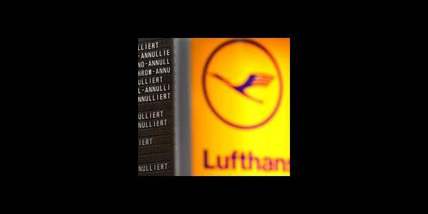 Début de la grève des pilotes de Lufthansa - La DH