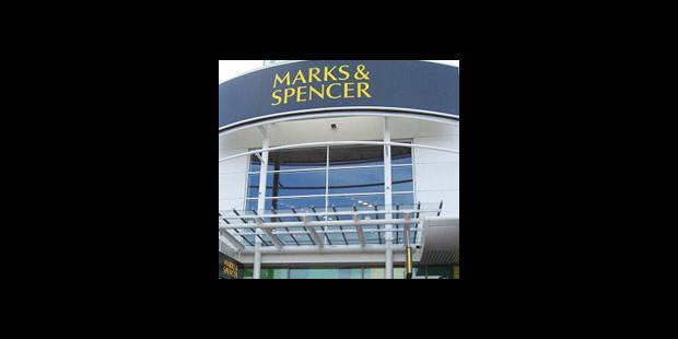 Marks&Spencer veut revenir en Belgique - La DH