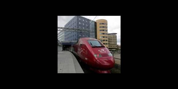 Hal: le trafic international Eurostar et Thalys reprend - La DH