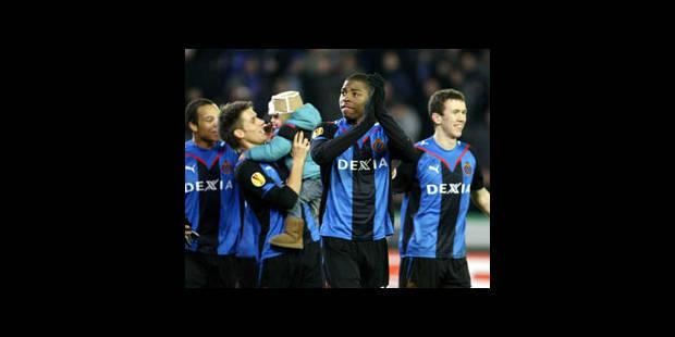 Le FC Bruges s'impose face à Valence - La DH