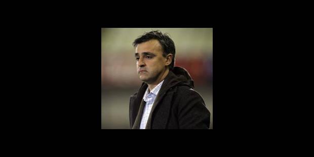Emilio Ferrera, le 3e coach de Lokeren cette saison - La DH