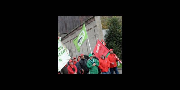 Manifestation des 3 syndicats pour l'emploi le 29 janvier - La DH
