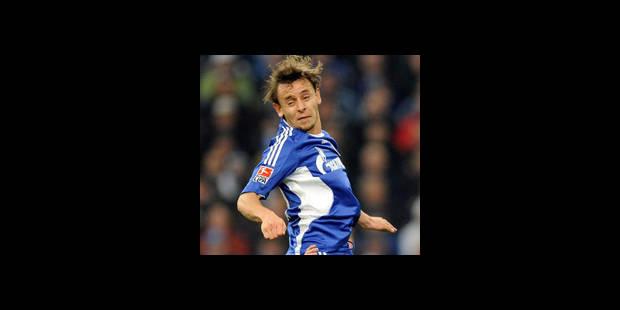 Schalke 04 : Rafinha absent pour la reprise de l'entraînement
