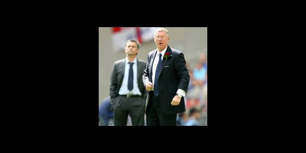 Ferguson voit Mourinho revenir un jour