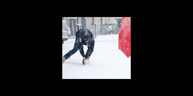 Tentative de sacjacking à la boule de neige à Bruxelles - La DH