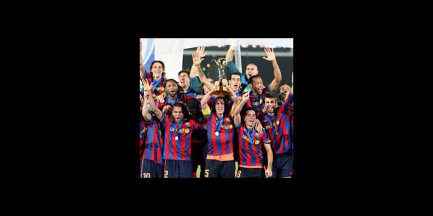 Le  Barça,   champion du monde! - La DH