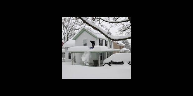 Tempête de neige sur la côte Est des Etats-Unis - La DH