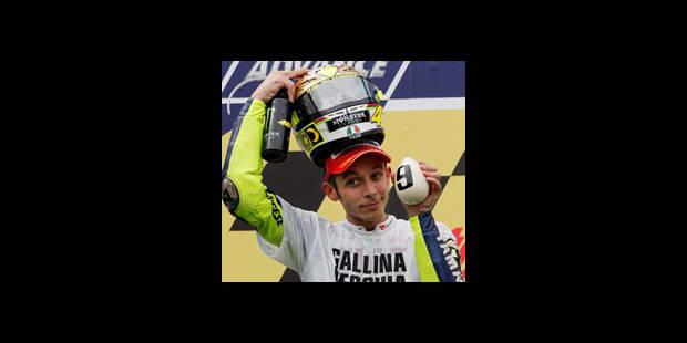 Et de neuf pour Rossi!