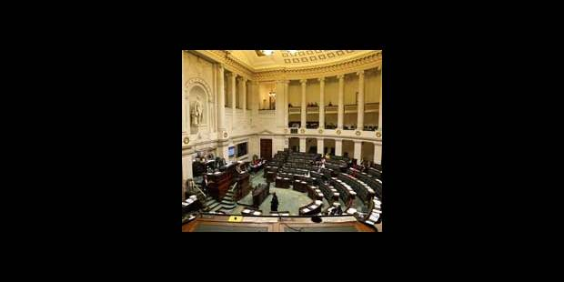 La Chambre a entamé le débat sur le budget - La DH