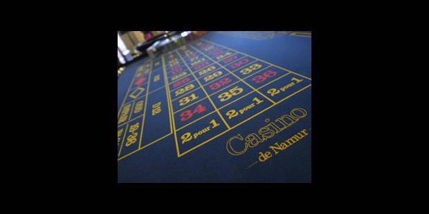 Descente de police au casino de Namur - La DH