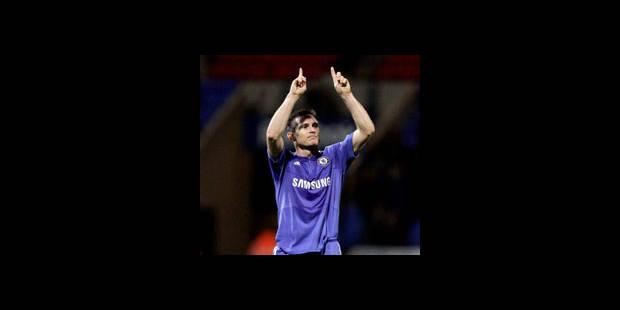 Chelsea: Lampard disponible pour le choc contre Arsenal - La DH