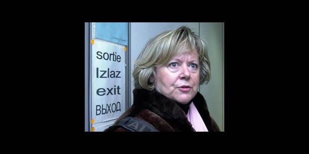 La fédération Huy-Waremme a définitivement exclu Lizin du PS - La DH