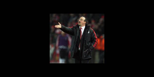 """Benitez : """"Liverpool est meilleur que ses résultats"""""""
