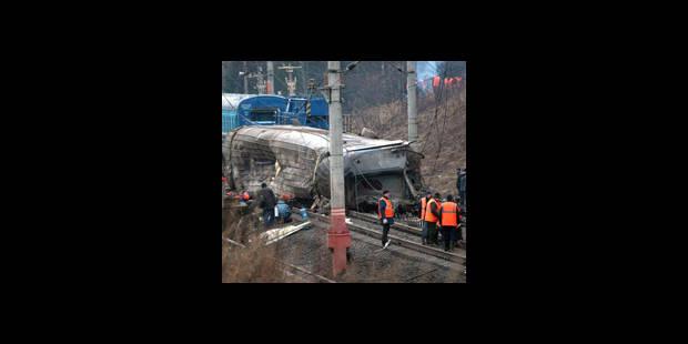 Deux Limbourgeois bless�s dans l'accident ferroviaire en Russie