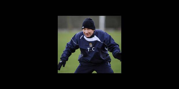 Tommy Craig décrète un black-out au Sporting