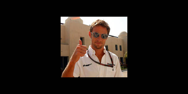 Button a signé chez McLaren