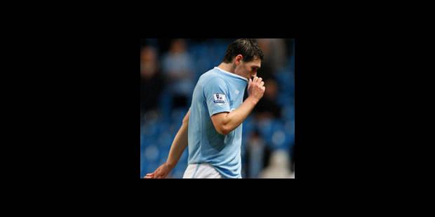 Manchester City n'avance toujours pas